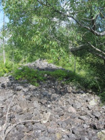 No shortage of rocks for future building projects