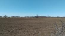 A tilled field