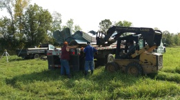 2- Building is unloaded